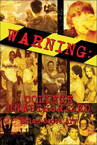"book ""Warning: College Unauthorized"